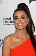 KYLE RICHARDS at The Real Housewives of Beverly Hills, Season 9 Party in West Hollywood 02/12/2019