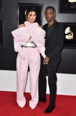 KYLIE JENNER at 61st Annual Grammy Awards in Los Angeles 02/10/2019