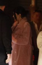 KYLIE JENNER Leaves Nobu Restaurant in Malibu 02/12/2019