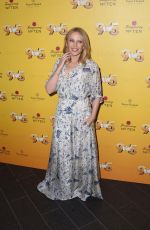KYLIE MINOGUE at 9 to 5 the Musical Gala in London 02/17/2019
