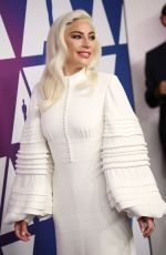 LADY GAGA at 91st Oscars Nominees Luncheon in Beverly Hills 04/02/2019