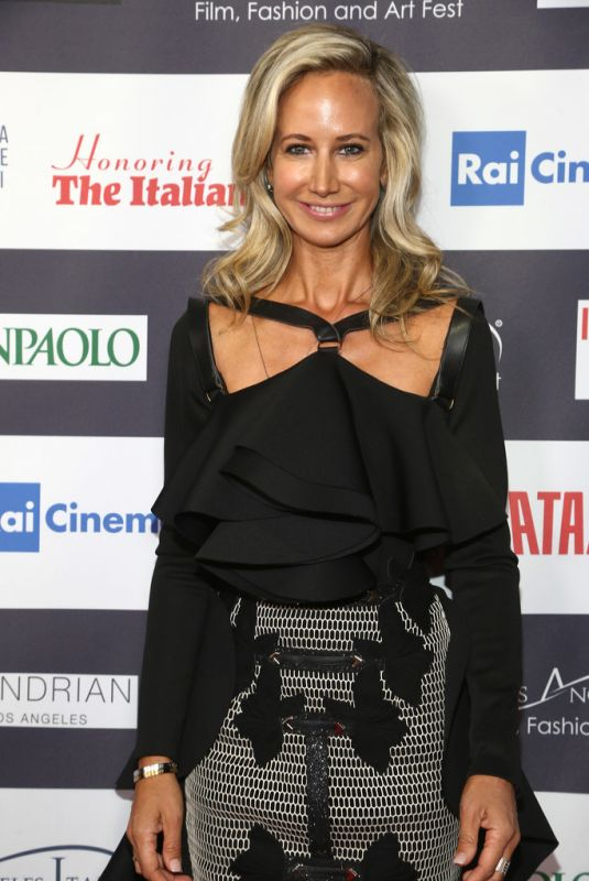 LADY VICTORIA HERVEY at 2019 Los Angeles Italia Film Fashion and Art Fest in Hollywood 02/17/2019