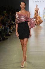 LAIS RIBEIRO at Cong Tri Fashion Show at NYFW in  New York 02/11/2019