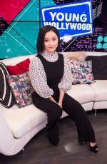 LANA CONDOR at Young Hollywood Studio in Los Angeles 02/07/2019