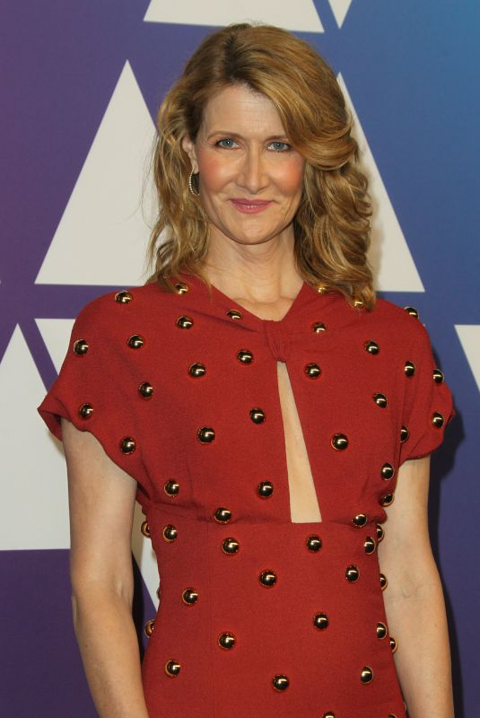 LAURA DERN at 91st Oscars Nominees Luncheon in Beverly Hills 04/02/2019