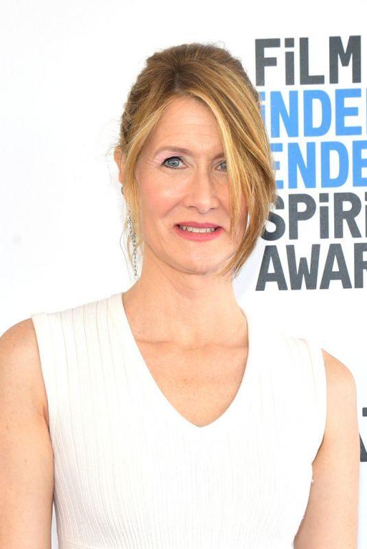 LAURA DERN at Film Independent Spirit Awards in Santa Monica 02/23/2019