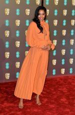 LAURA HARRIER at Bafta Awards 2019 in London 02/10/2019