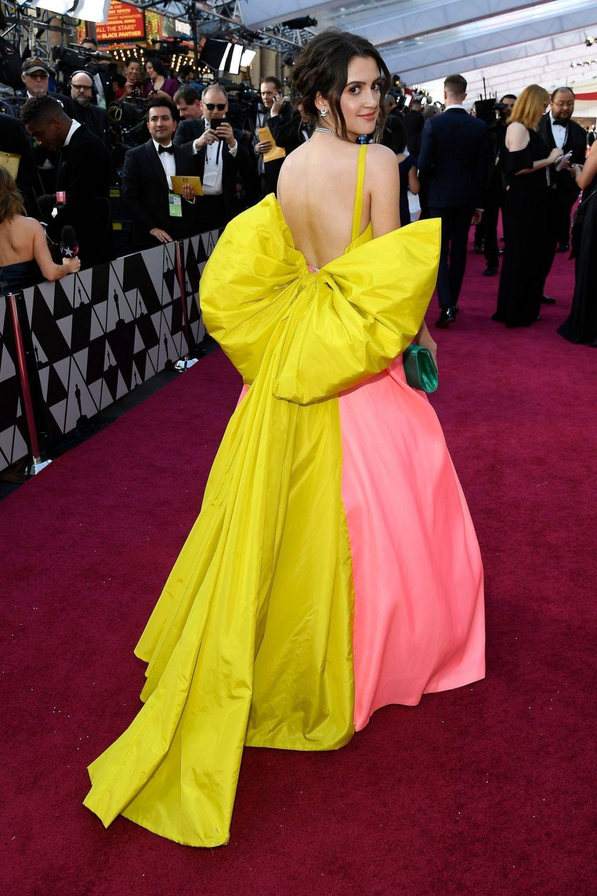 Laura Marano At Oscars 2019 In Los Angeles 02 24 2019