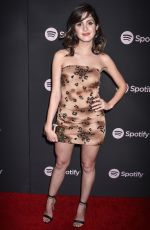 LAURA MARANO at Spotify Best New Artist 2019 in Los Angeles 02/07/2019