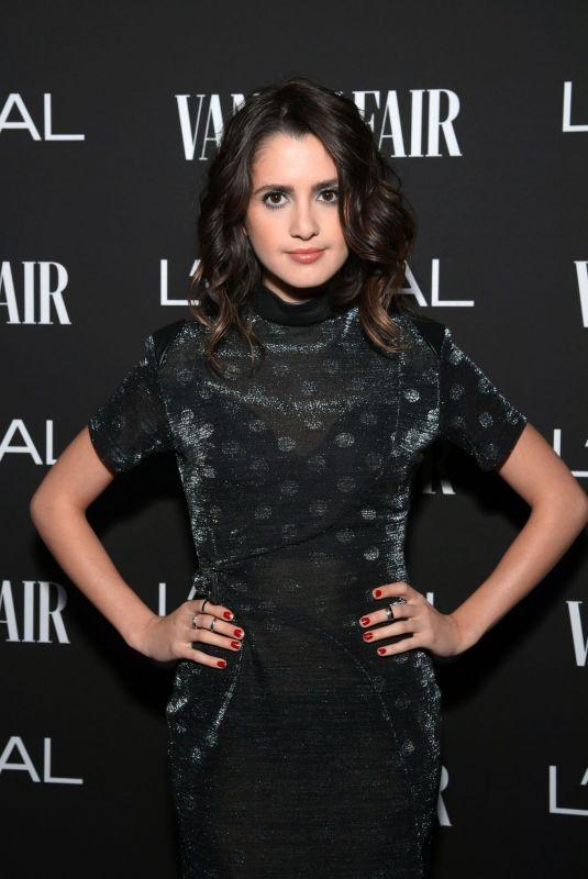LAURA MARANO at Vanity Fair & L