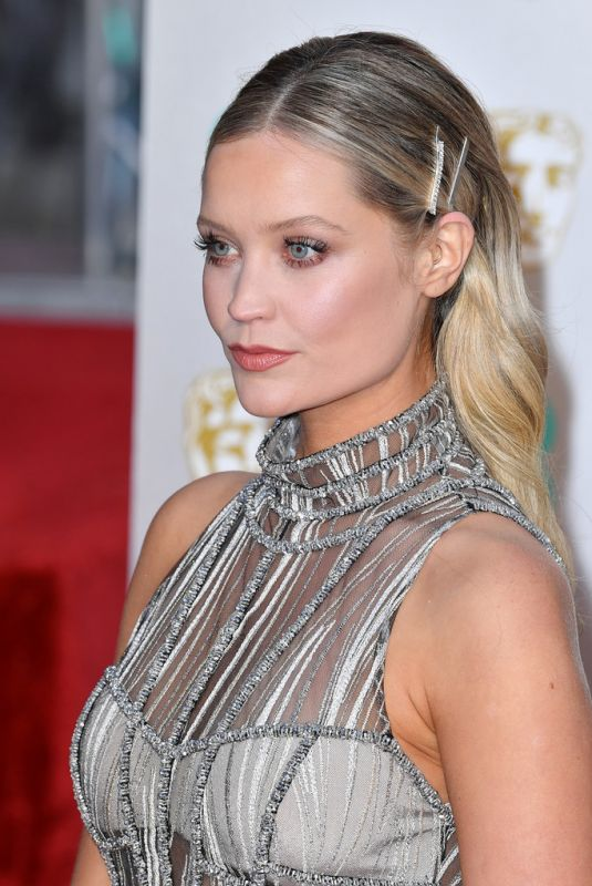 LAURA WHITMORE at Bafta Awards 2019 in London 02/10/2019