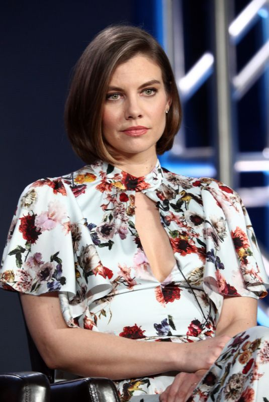 LAUREN COHAN at 2019 TCA Winter Press Tour in PAsadena 02/05/2019