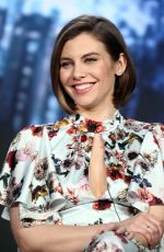 LAUREN COHAN at Whiskey Cavalier Panet at TCA Winter Tour 02/05/2019
