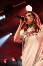 LAUREN MAYBERRY Performs at Rock City in Nottingham 02/11/2019