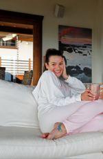 LEA MICHELE at Bachelorette Getaway at a Luxury Villa in Kilauea 02/02/2019