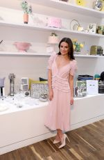 LEA MICHELE at Zola NYC Pop-up Store Wedding Invites + Paper Launch 02/13/2019