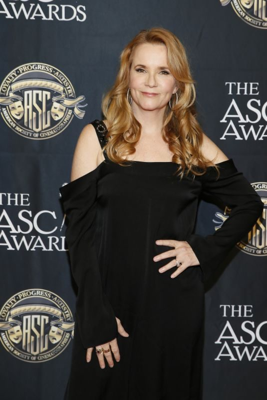 LEA THOMPSON at ASC Awards in Hollywood 02/09/2019