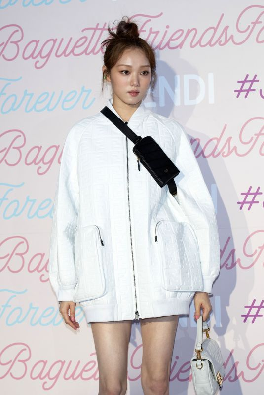 LEE SUNG-KYUNG at Fendi Fashion Photocall in Seoul 02/12/2019