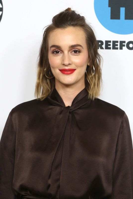 LEIGHTON MEESTER at 2019 TCA Winter Press Tour in PAsadena 02/05/2019