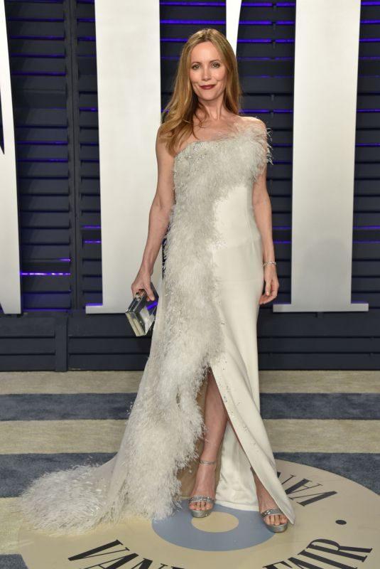 LESLIE MANN at Oscars 2019 in Los Angeles 02/24/2019