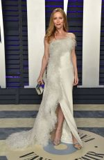 LESLIE MANN at Vanity Fair Oscar Party in Beverly Hills 02/24/2019