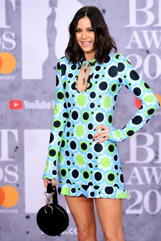 LILAH PARSONS at Brit Awards 2019 in London 02/20/2019