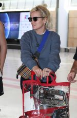 LILY ALLEN Arrives at Sydney Airport 02/03/2019