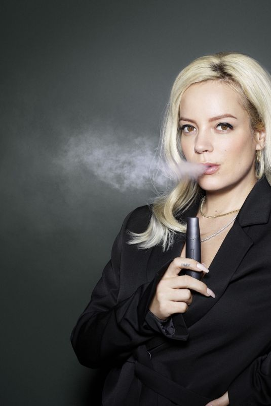LILY ALLEN for Vype Electric Cigarettes