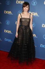 LINDA CARDELLINI at Directors Guild of America Awards in Los Angeles 02/02/2019