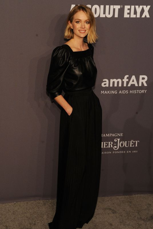 LINDSAY ELLINGSON at Amfar New York Gala 2019 02/06/2019