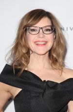 LISA LOEB at Universal Music Group Grammy After-party in Los Angeles 02/10/2019