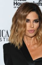 LISA RINNA at The Real Housewives of Beverly Hills, Season 9 Party in West Hollywood 02/12/2019