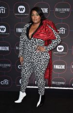 LIZZO at Warner Music's Pre-Grammys Party in Los Angeles 02/07/2019