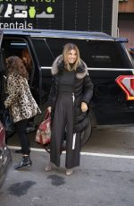 LORI LOUGHLIN Arrives at Today Show in New York 02/14/2019