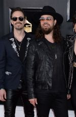 LZZY HALE at 61st Annual Grammy Awards in Los Angeles 02/10/2019