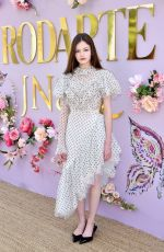 MACKENZIE FOY at Rodarte Fashion Show in San Marino 02/05/2019