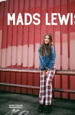 MADS LEWIS in Lucid Magazine, January 2019