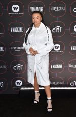 MAHALIA at Warner Music's Pre-Grammys Party in Los Angeles 02/07/2019