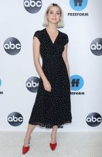 MAIA MITCHEL at Freeform's TCA Winter Press Tour in Los Angeles 02/05/2019