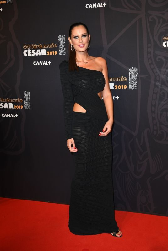 MALIKA MENARD at 2019 Cesar Film Awards in Paris 02/22/2019