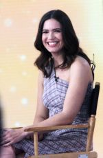 MANDY MOORE at Today Show in New York 02/04/2019