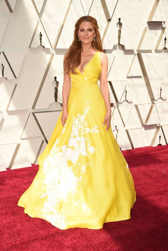 MARIA MENOUNOS at Oscars 2019 in Los Angeles 02/24/2019