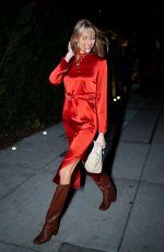 MARTHA HUNT at Maybelline New York Fashion Week Party 02/10/2019