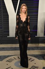 MARTHA HUNT at Vanity Fair Oscar Party in Beverly Hills 02/24/2019