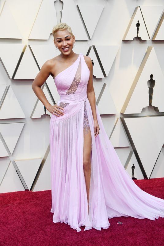 MEAGAN GOOD at Oscars 2019 in Los Angeles 02/24/2019