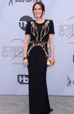 MEGAN MULLALLY at Screen Actors Guild Awards 2019 in Los Angeles 01/27/2019