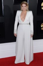 MEGHAN TRAINOR at 61st Annual Grammy Awards in Los Angeles 02/10/2019