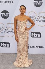 MELANIE LIBURD at Screen Actors Guild Awards 2019 in Los Angeles 01/27/2019