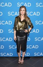 MELISSA ROXBURGH at Scad Atvfest Wonder Women: Acting for Television 02/08/2019
