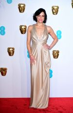 MICHELLE RODRIGUEZ at Bafta Awards 2019 in London 02/10/2019